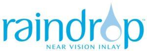 Raindrop Near Vision Inlay Logo
