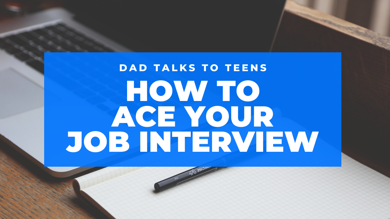 how to ace your job interview