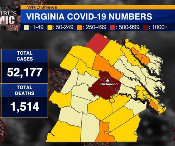 Virginia State Imposes New Legionella Law