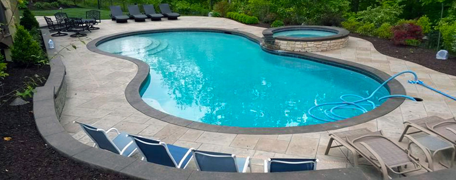 Indiana Custom Pool Builder