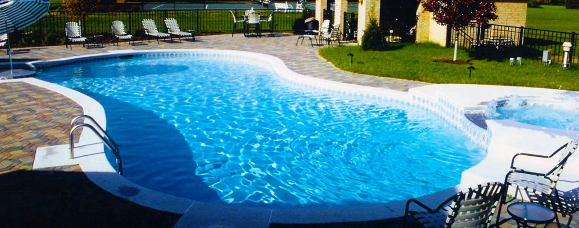 Cincinnati Custom Pool Contractor
