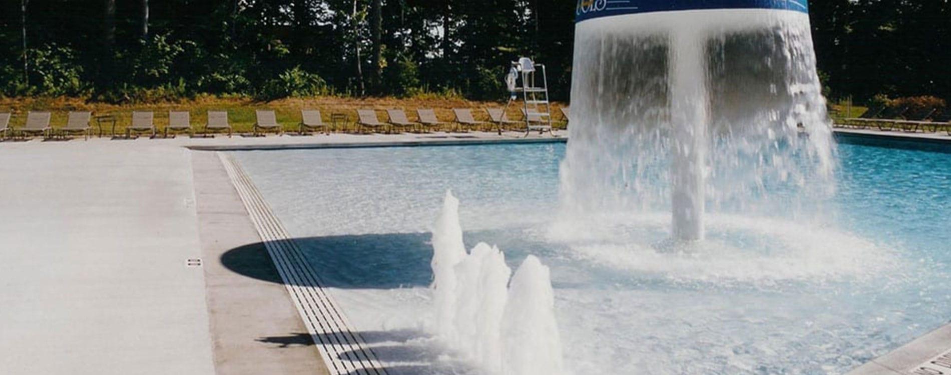 Commercial Gunite Pools Cincinnati