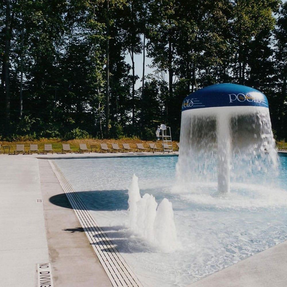 Commercial Concrete Pools Cincinnati