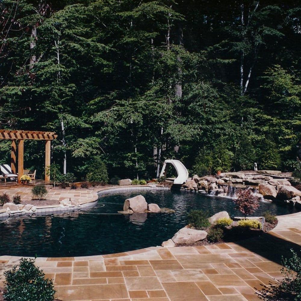 Concrete Pools Cincinnati
