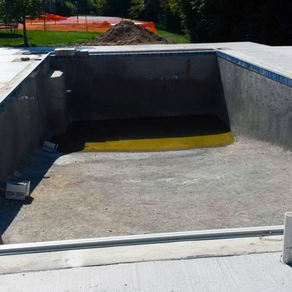 Commercial Pool Builder