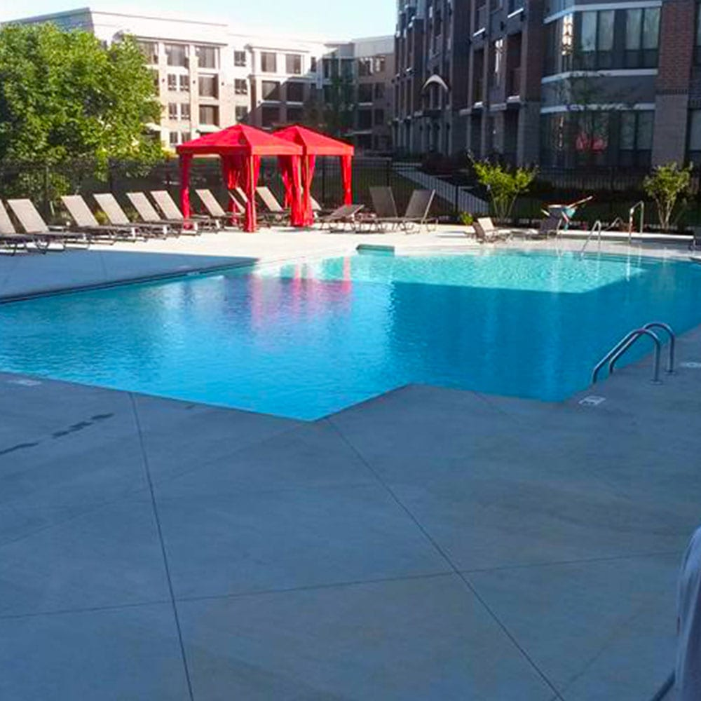 Commercial Pool Builder Cincinnati