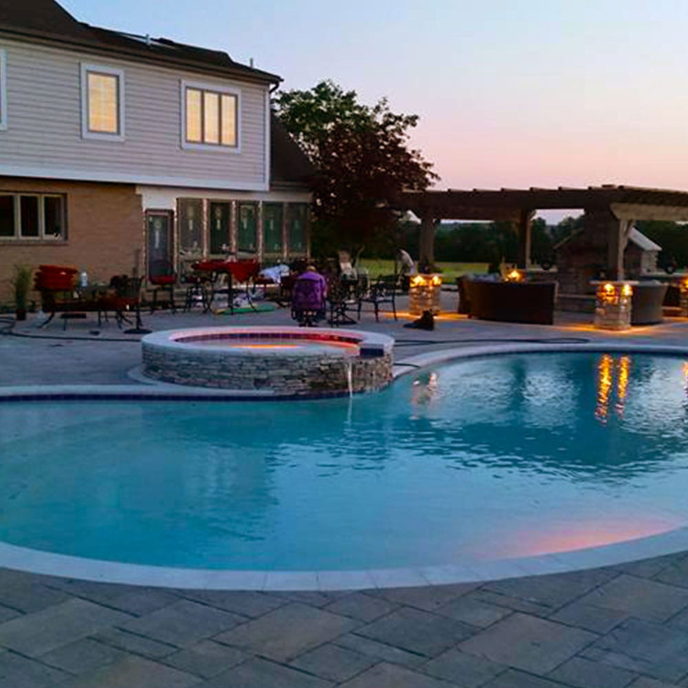 Custom Pools Builder Cincinnati
