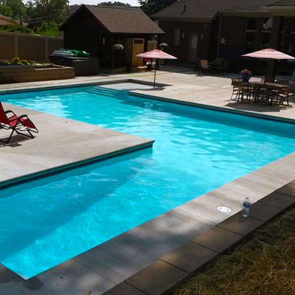 Custom Pools Dayton