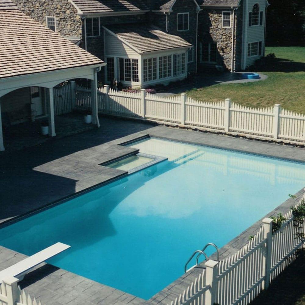 Custom Concrete Pool Builder Lexington