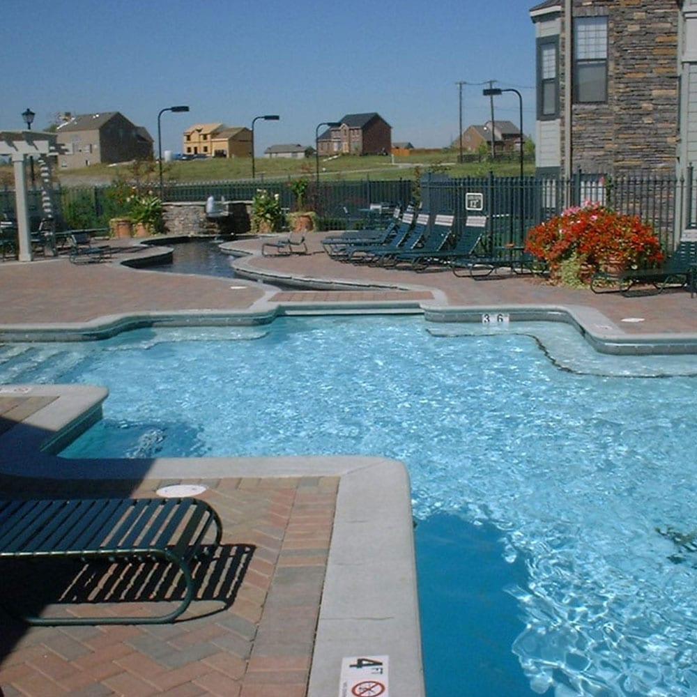 Custom Concrete Pool Builder Cincinnati