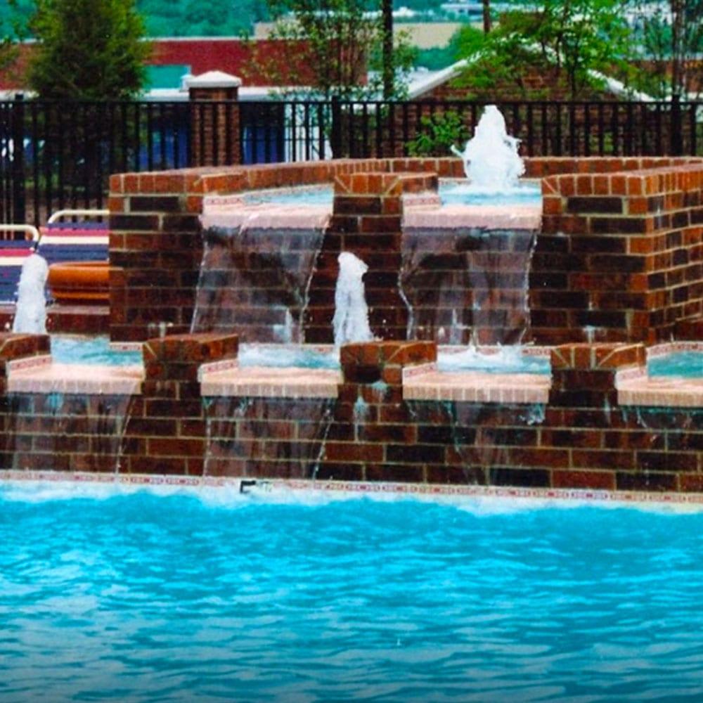 Lexington Commercial Gunite Pools