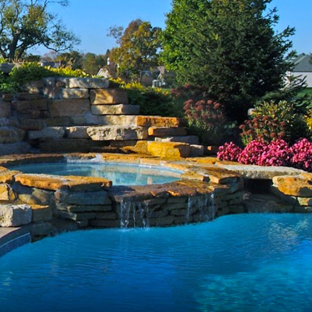 Lexington Gunite Pools