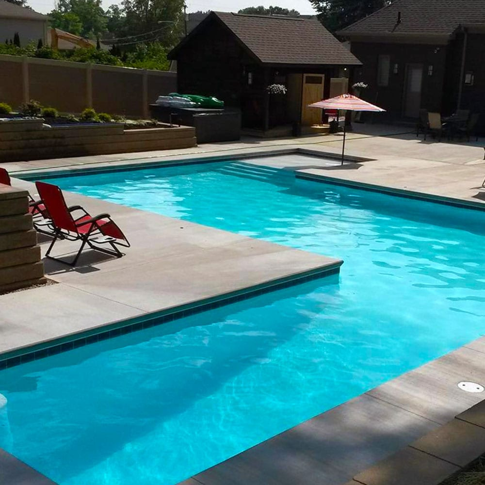 Dayton Gunite Pools