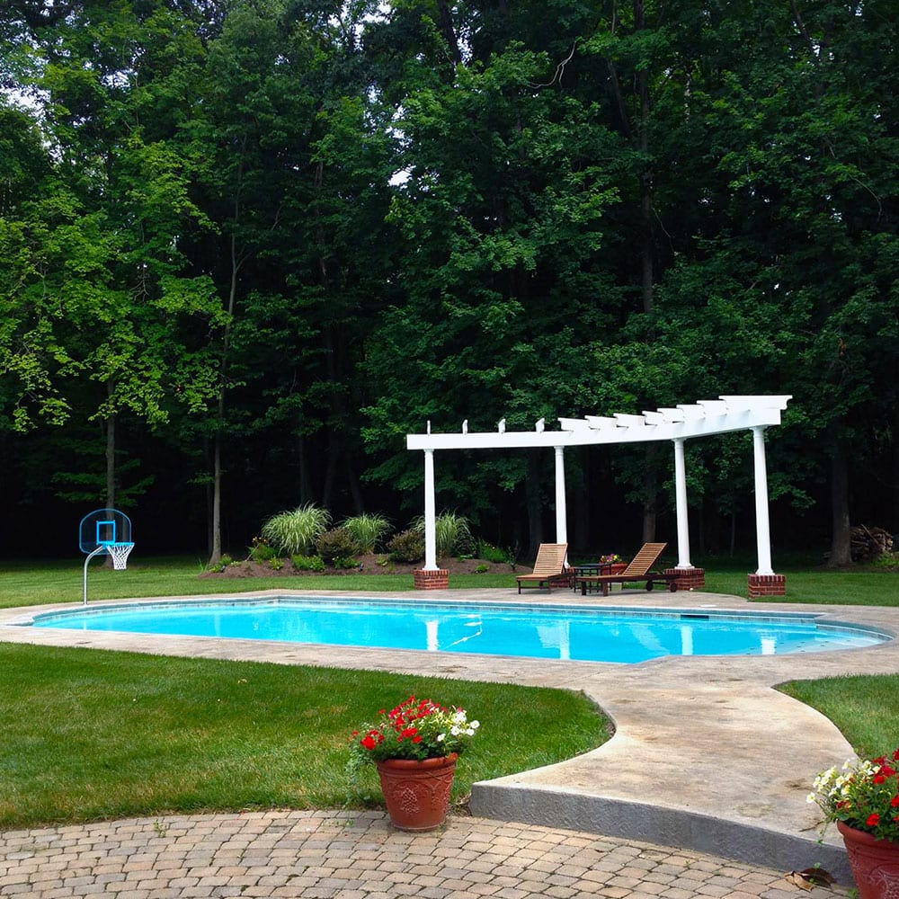 Dayton Gunite Pools
