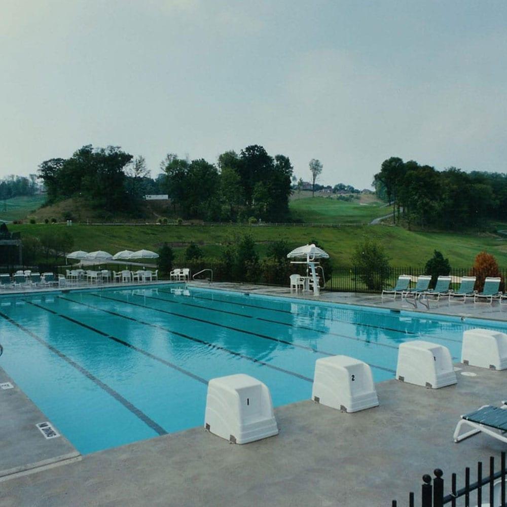 Cincinnati Commercial Gunite Pools