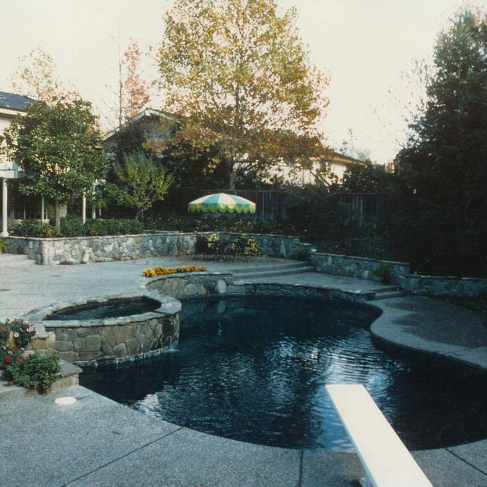 Concrete Pool Builder Dayton