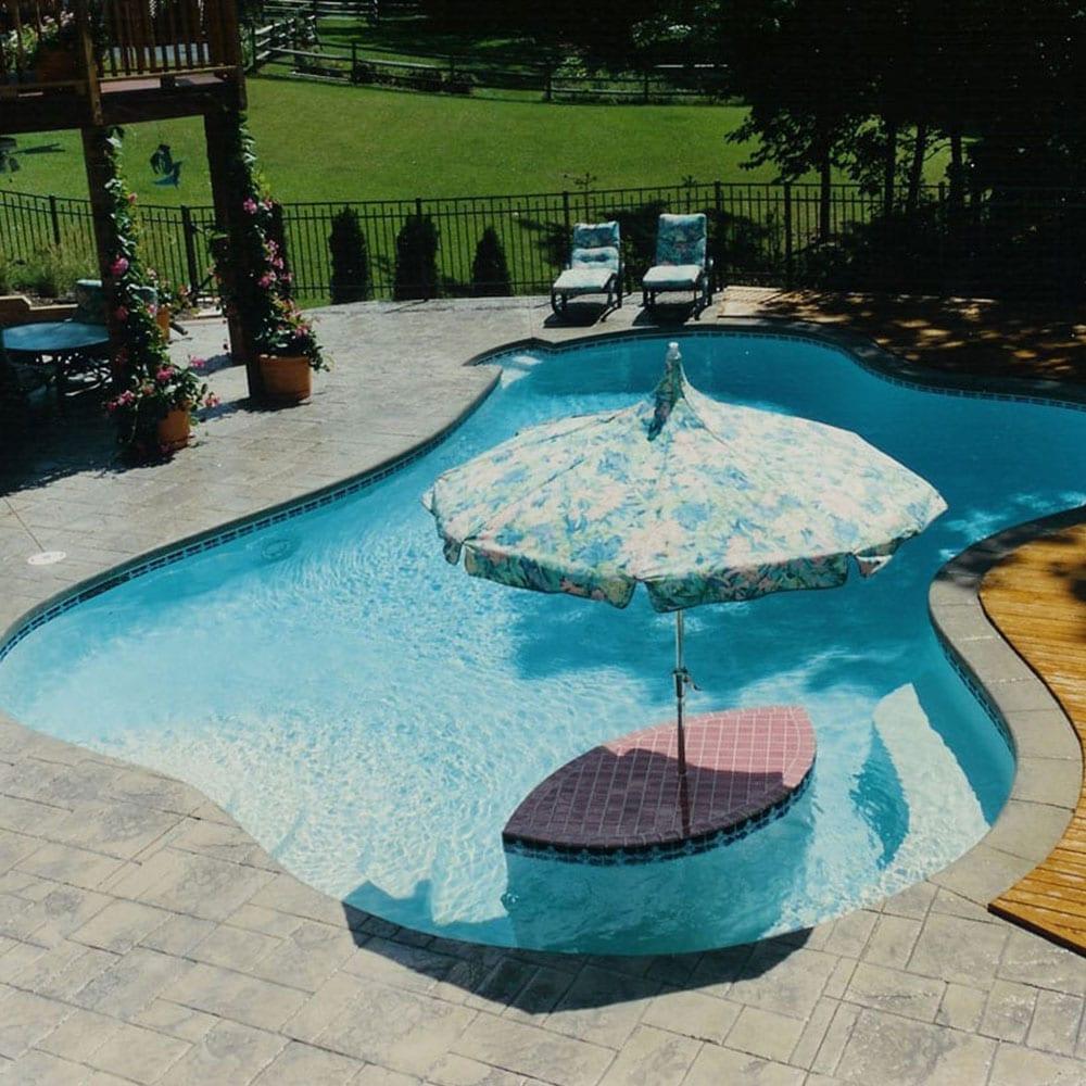 Concrete Pool Builder Lexington