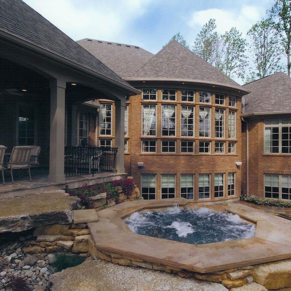 Concrete Pools Dayton