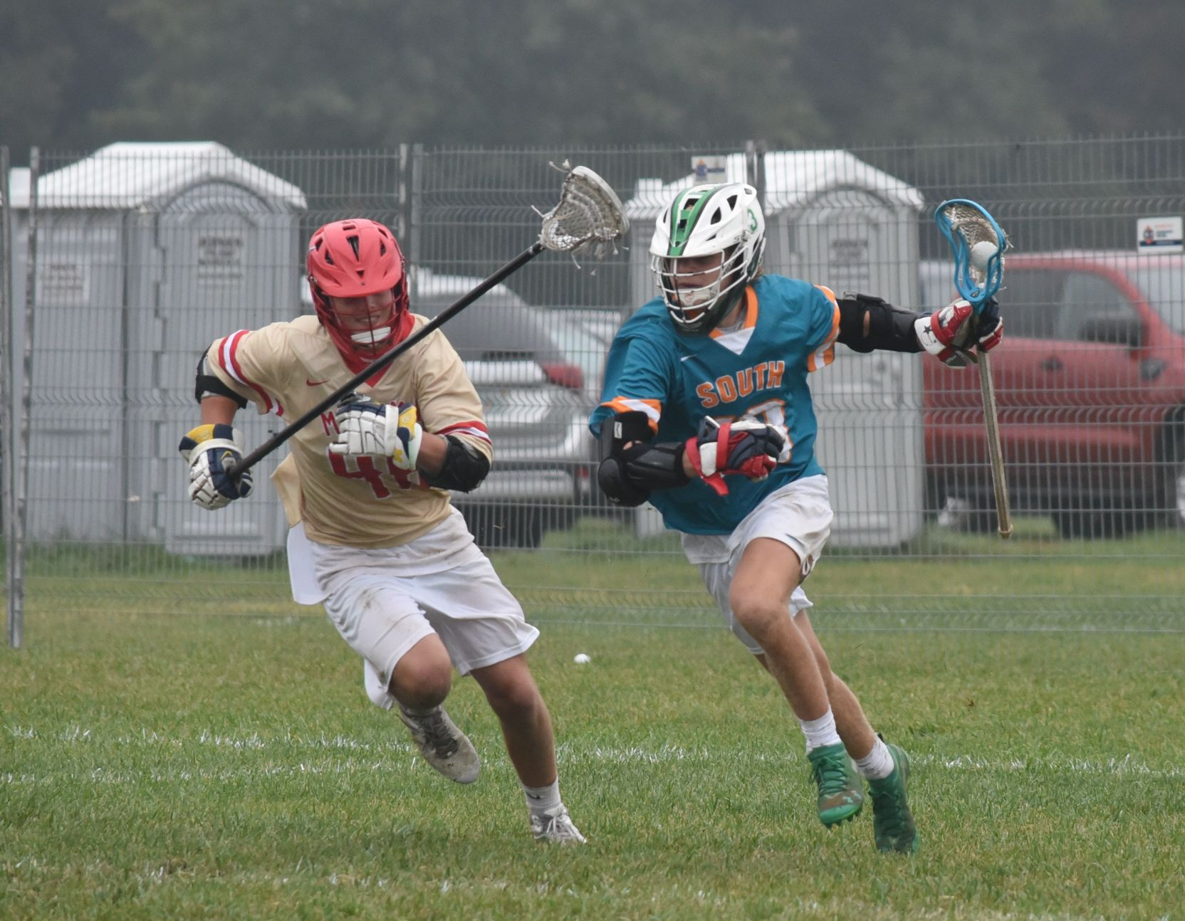 Hill Plunket, 2023 Standout Lacrosse Player at The National All Star Games in Baltimore, Maryland
