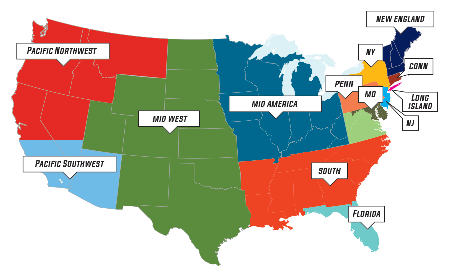 2021-National-Lacrosse-All-Star-map