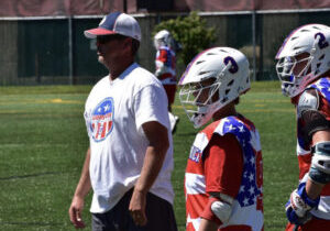 Chad Watson, Coach for National Lacrosse All Star Games