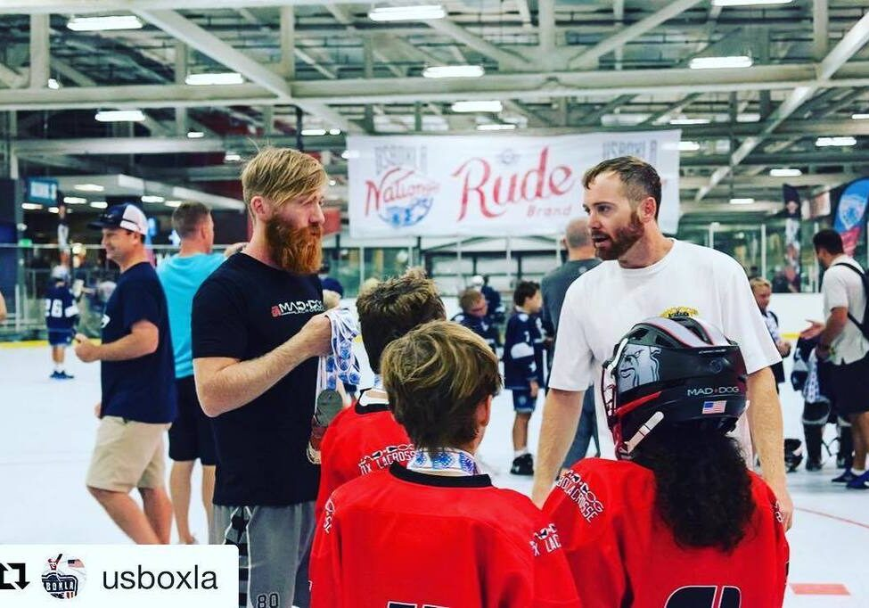 Brendan McCarthy, Coach for National Lacrosse All Star Games