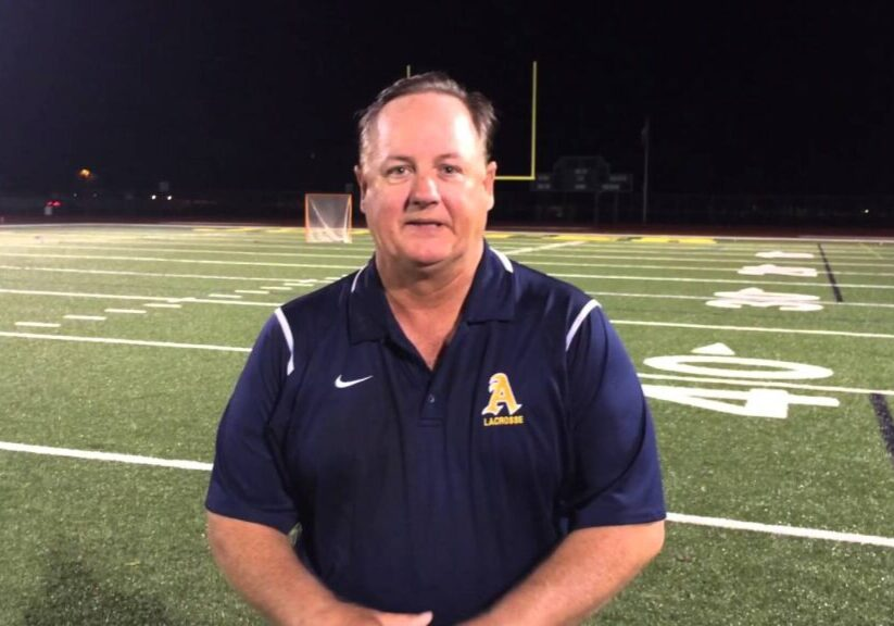 Terry Crowley, Coach for National Lacrosse All Star Games