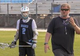Tom West, Coach for National Lacrosse All Star Games