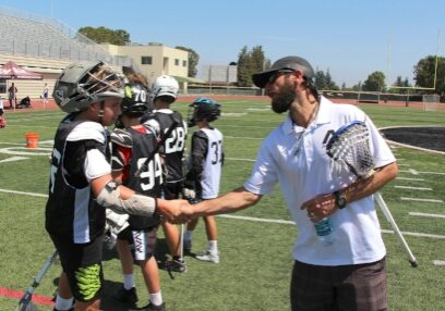 Greg Weigel, Coach for National Lacrosse All Star Games