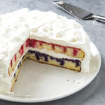 This Fourth of July, try a red, white and blue poke cake