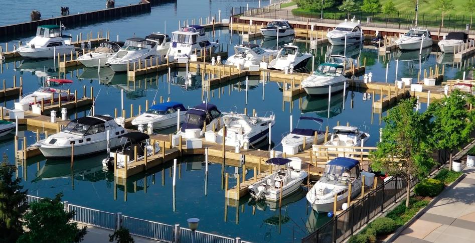24 East Jefferson Marina