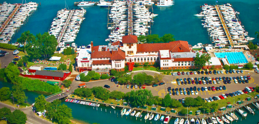 The Detroit Yacht Club