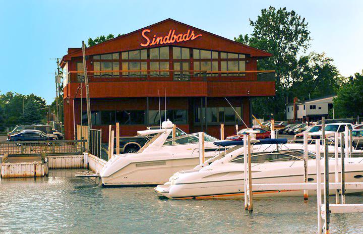 Sindbads Restaurant and Marina