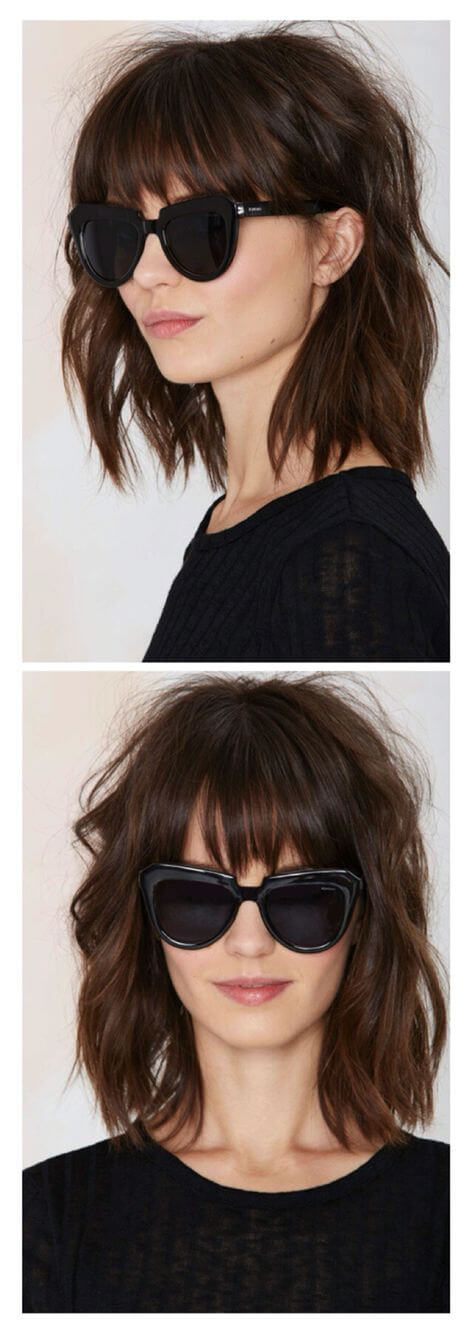 Shaggy Hair Inspiration