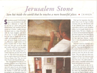 50 and Better J Stone Article