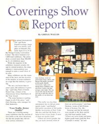 Coverings 1997