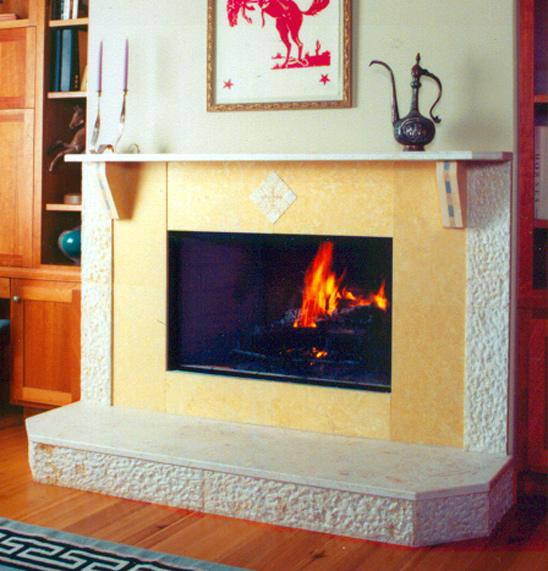 Galil-Fireplace