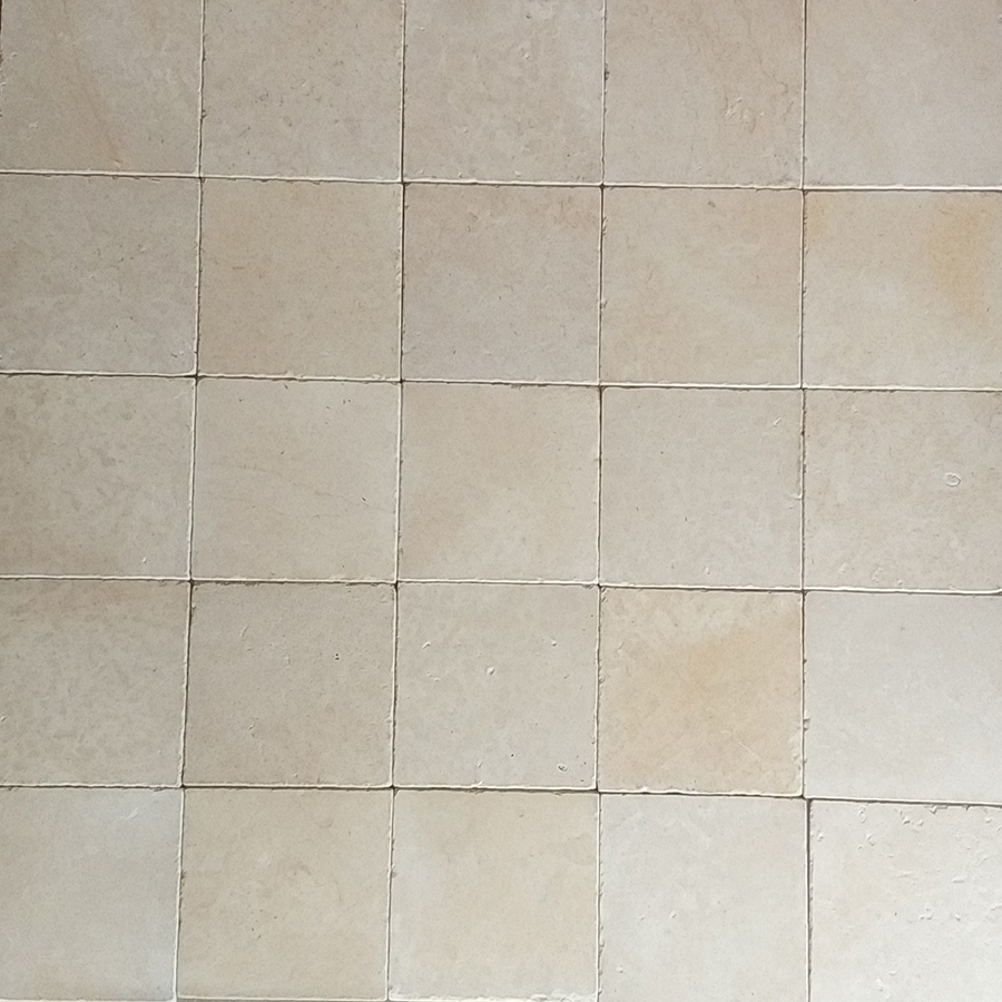 Hebron Cream Tumbled 8 x 8 $8.99 sq ft