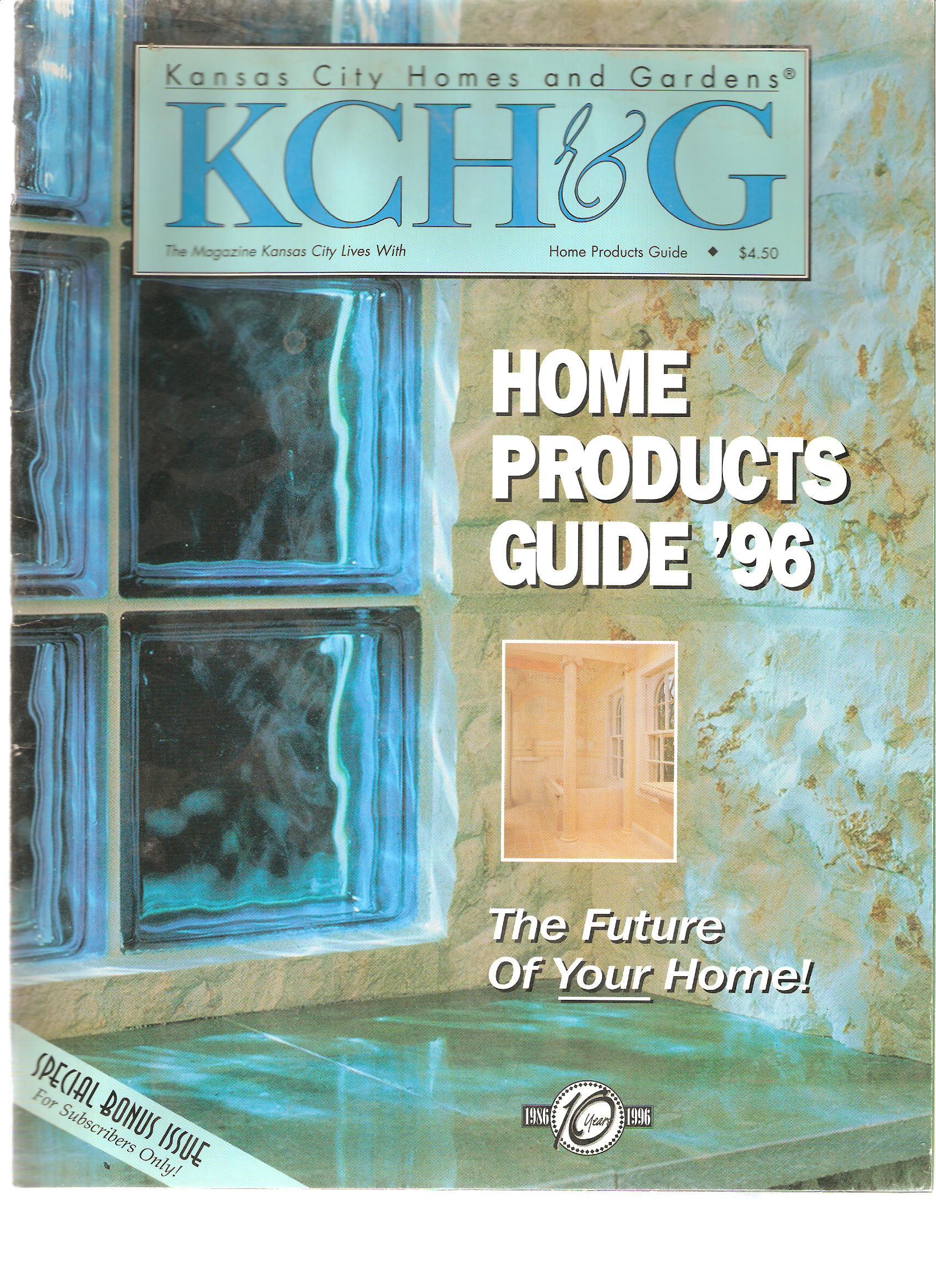 KCHG Cover 1996