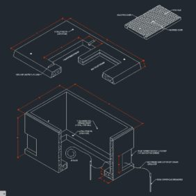 CAD_Slabbox Detail