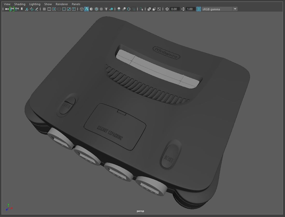 Mini Nintendo 64