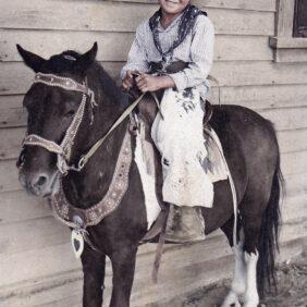 Billy Joe Portrait