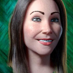 Deatra Lee Portrait