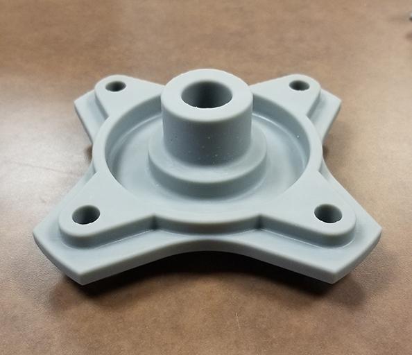 FDM/MSLA Hub Cap Print