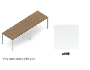 PN1204229 - FREESTANDING TABLE  36D x 120W x 29H COLOR -   WHITE