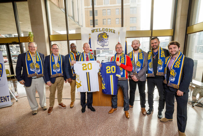 South Bend Lions franchise announcement