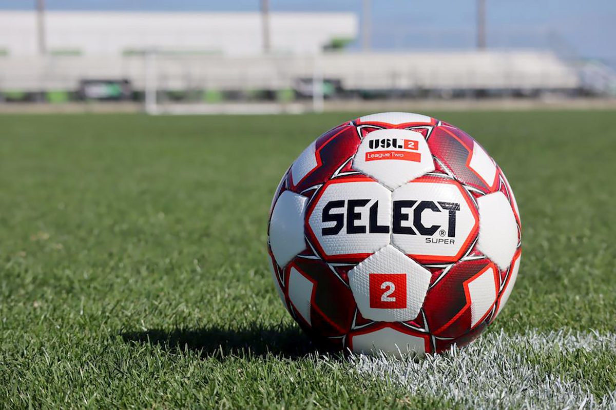 USL League Two matchball