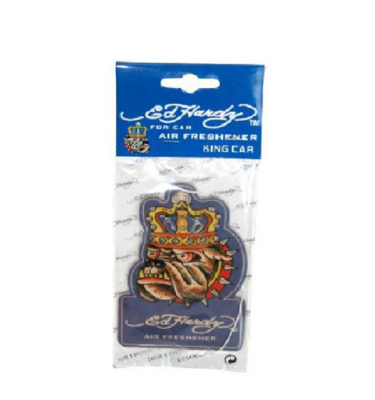 Car Air Freshener with Header Card