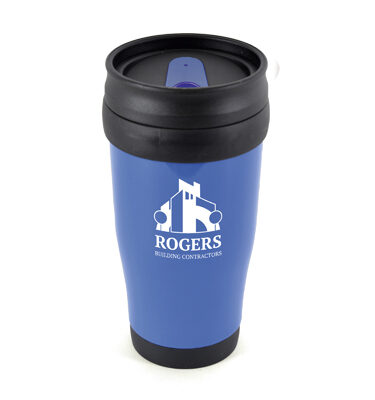Polo Double Walled Tumbler 400ml