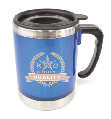 400ml Double Walled Travel Mug